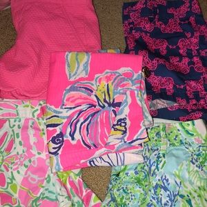 Lilly Pulitzer Shorts - Lily Pulitzer Callahan/Buttercup shorts all size 0